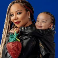 T.I. and Tiny's toddler has her own line of nail polish, and they couldn't be prouder