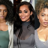 "Lauren London, Parker Mckenna Posey, and Karen Obilom star in BET series ""Games Divas Play"""