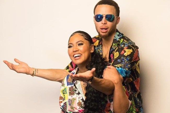 steph curry supports his wife u2019s  u2018red table talk u2019 interview