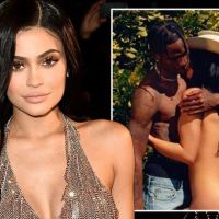 Travis Scott and Kylie Jenner Pose for PlayBoy