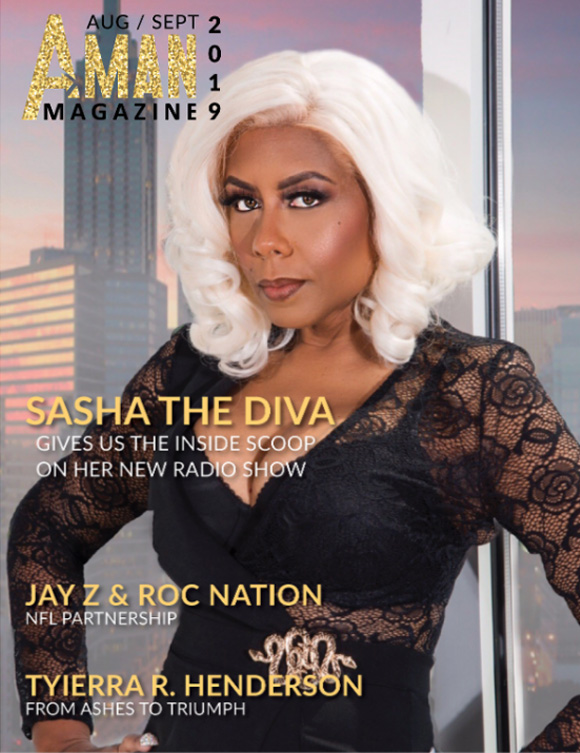 Aman Magazine Aug/Sep 2019
